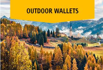 Outdoor wallet banner Bushgear