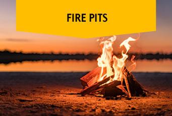 fire pit banner Bushgear